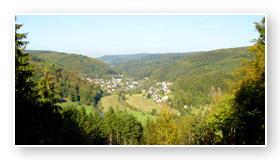 Wellspring, St. Thomas, Kyllwoud, Eifel