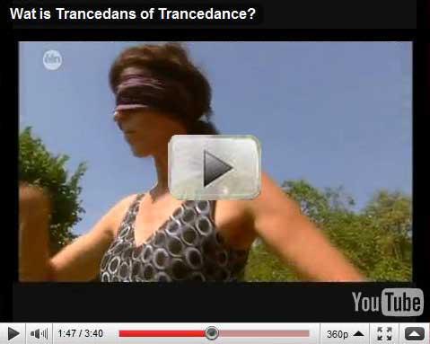 Trancedans op YouTube - bron: VRT één